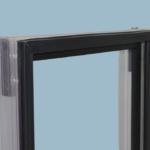PUERTA PVC + EMPAQUE FLEXIBLE